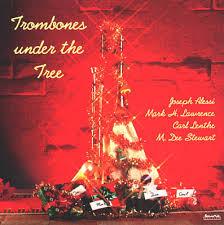 trombones-under-tree
